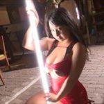 桐山瑠衣グラビア動画 赤ドレスで踊りながら放つ超絶セクシービーム