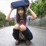 肥川彩愛グラビア動画 セーラー服を脱いだ極小下着のエロキュート女子