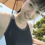 大貫彩香グラビア動画 ハイレグ競泳水着のエロかわ女子とプールデート