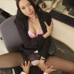 三田羽衣グラビア動画 破廉恥なスーツOLがオフィスで淫らな行為にふける