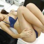 森咲智美グラビア動画 ミニスカ巨乳上司の破廉恥すぎる謝罪の仕方・・