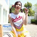 西田夏芽グラビア動画 超絶エッチなチアガールの美しいボディラインに釘づけ!