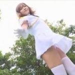 佐藤聖羅グラビア動画 エロキュートな女子音楽隊員のパンチラがたまらない!