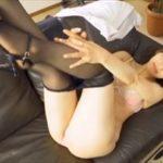 唐沢りんグラビア動画 白シャツ&黒ミニスカからエロ展開して魅せるG乳ボディ