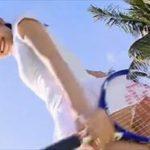清水みさとグラビア動画 パンチラテニスでおっぱい激揺れなえっちぃ巨乳ボディ