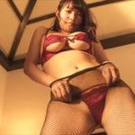 桜井木穂グラビア動画 ボイン感がエロいブラ&ストリングショーツの巨乳ボディ