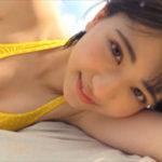 山田南実グラビア動画 ビーチに舞い降りたエロキュートな黒髪ショート美少女