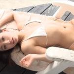 鶴巻星奈グラビア動画 極小ビキニの大胆ポーズでドキドキさせる清楚美女