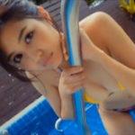 林ゆめグラビア動画 ミックスマッチスタイルの水着で魅せる美おっぱいボディ