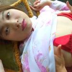 神前つかさグラビア動画 シースルーアオザイでマッサージされる美ヒップ女子