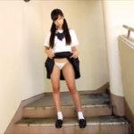 青山ひかるグラビア動画 セーラー服を脱ぎ極小下着になって魅せる激エロボディ