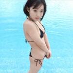 花咲ひよりグラビア動画 エチエチなマイクロビキニのロリロリ巨乳女子
